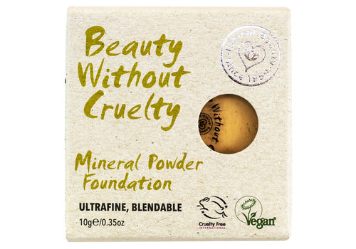 Beauty Without Cruelty Mineral Foundation