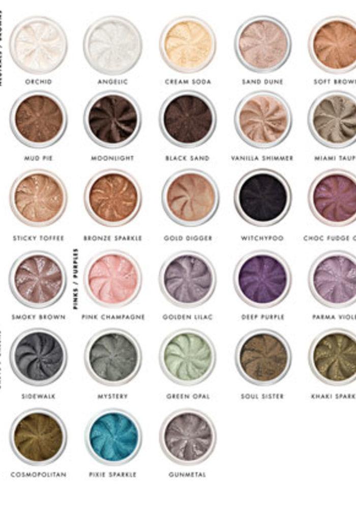 Mineral Eye Shadow - Khaki Sparkle