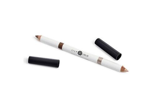 Lily Lolo Brow Duo Pencil - Medium
