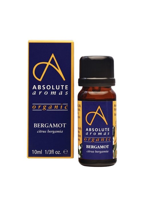 Absolute Aromas Essential Oil: Bergamot: Organic