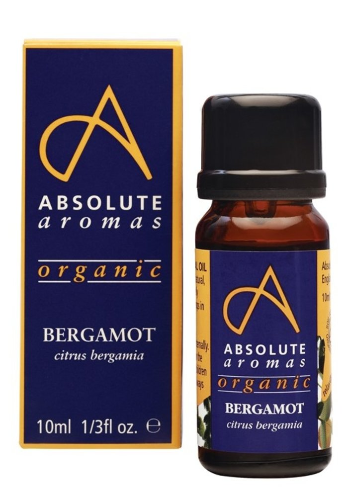 Essential Oil: Bergamot: Organic: 10ml