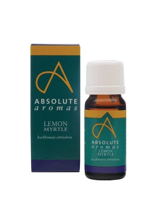 Absolute Aromas Essential Oil: Lemon Myrtle: 10ml