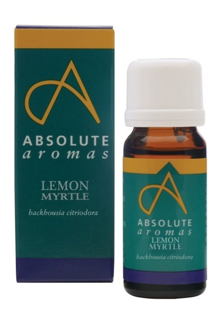 Essential Oil: Lemon Myrtle: 10ml