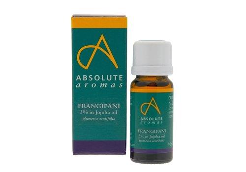 Absolute Aromas Essential Oil: Frangipani 3%: 10ml