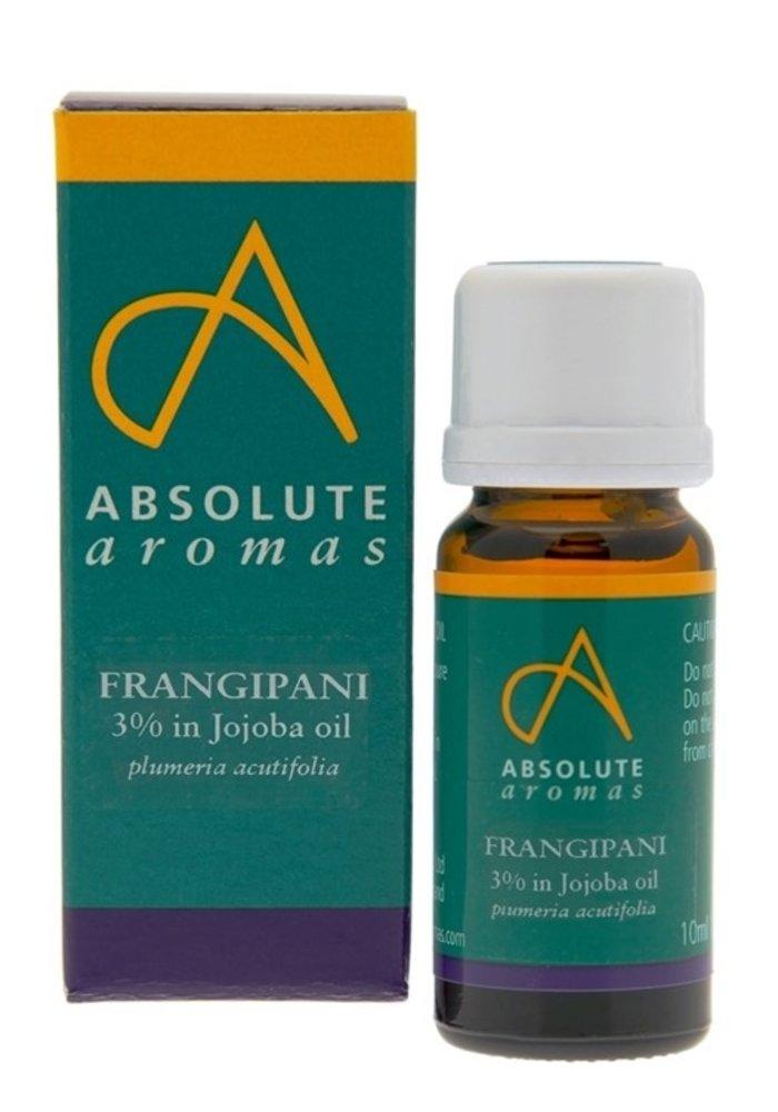 Essential Oil: Frangipani 3%: 10ml