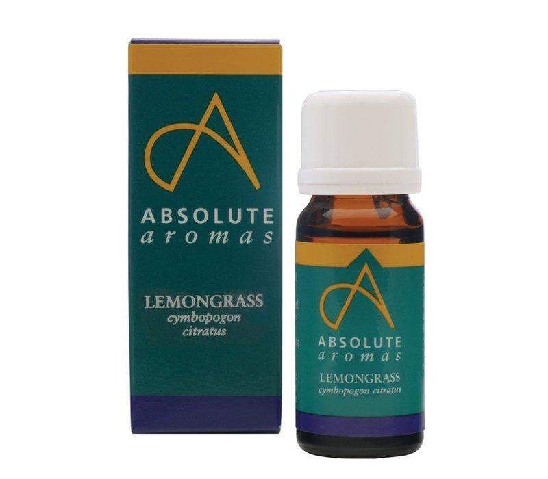 Essential Oil: Lemongrass: Organic: 10ml