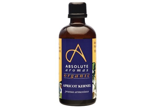 Absolute Aromas Base Oil: Apricot Kernel: Organic 100ml