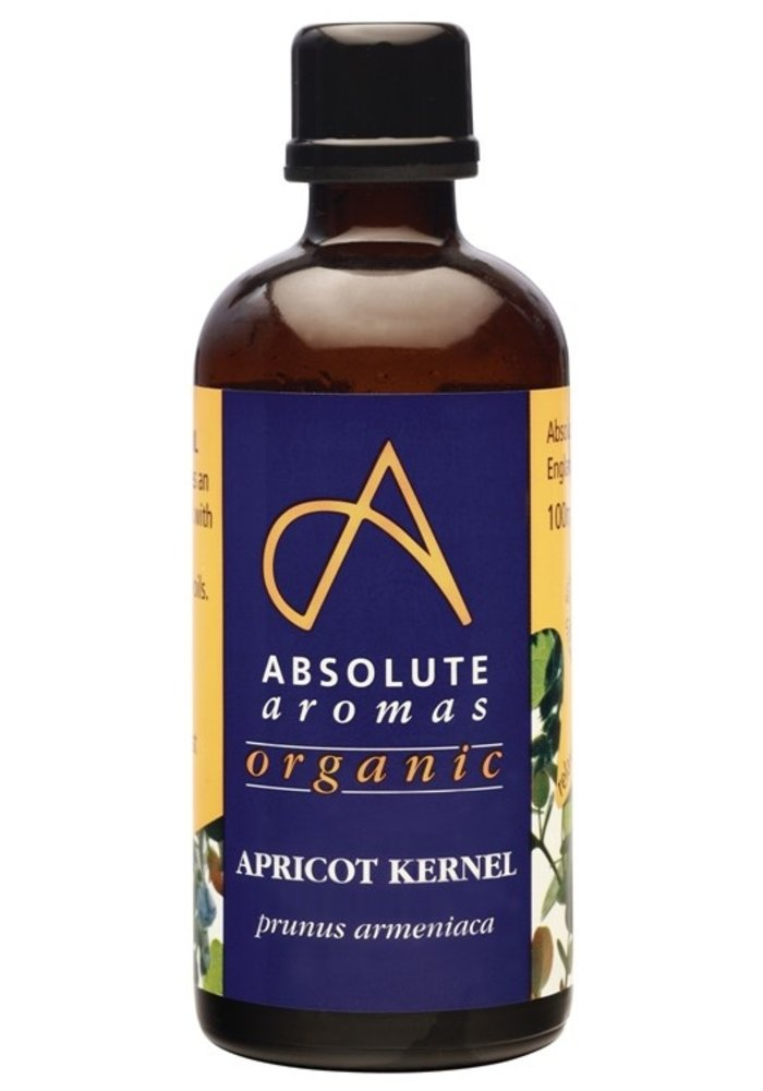 Base Oil: Apricot Kernel: Organic 100ml