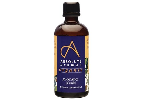 Absolute Aromas Base Oil: Avocado: Organic 100ml