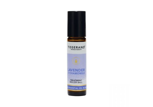 Tisserand Aromatherapy Roller Ball - Lavender & Chamomile
