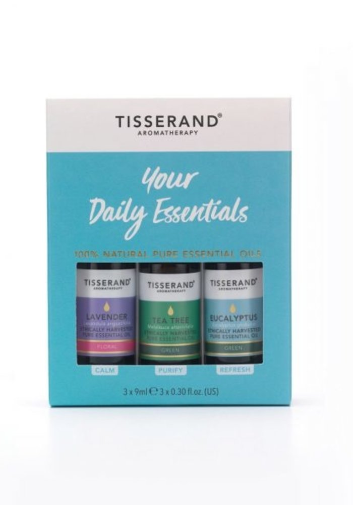 Your Daily Essentials Aromatherapy Kit