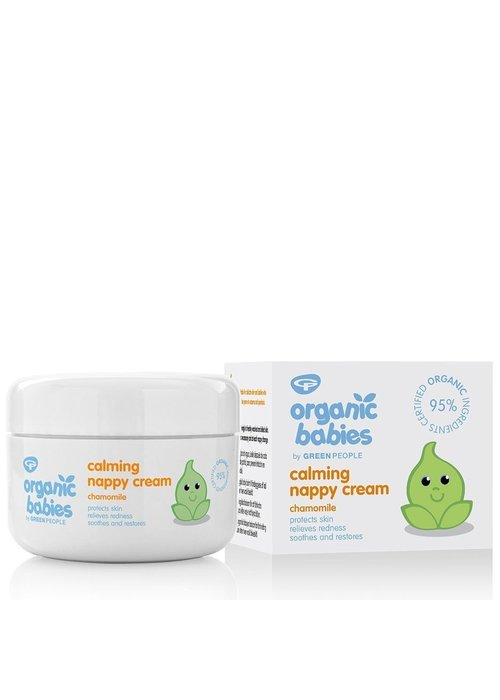 Green People Organic Babies Nappy Cream 50ml