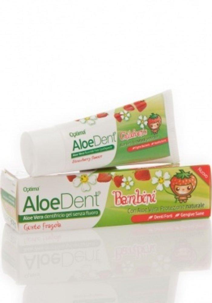 Children's Fluoride Free Toothpaste 50ml