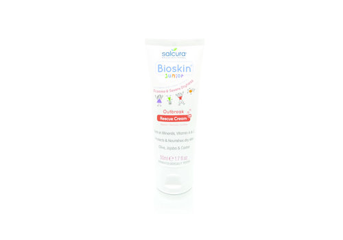 Salcura Bioskin Junior Rescue Cream 50ml