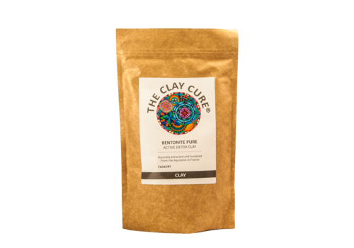 The Clay Cure Bentonite Clay 500g