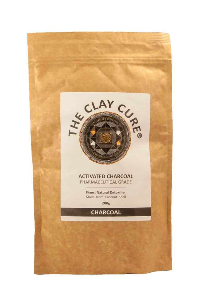 Activated Charcoal 200g