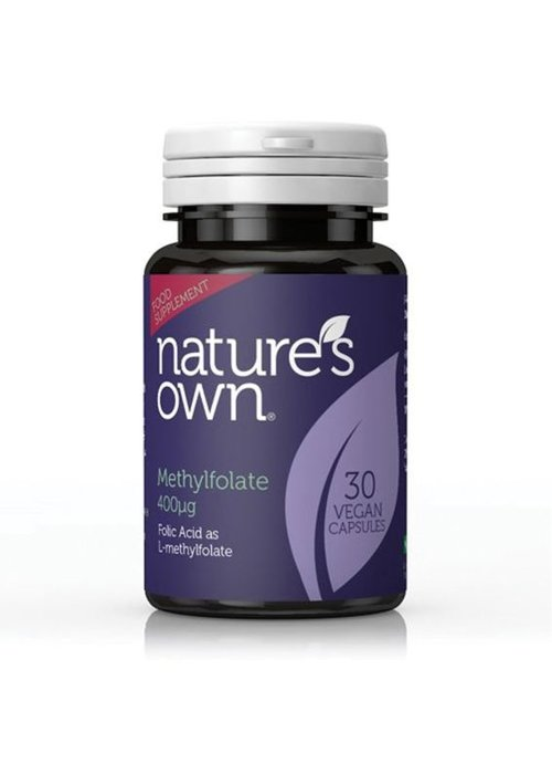 Nature's Own Folic Acid As Methylfolate 30 caps
