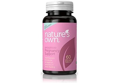 Nature's Own Whole Food Pregnancy Support 60 caps