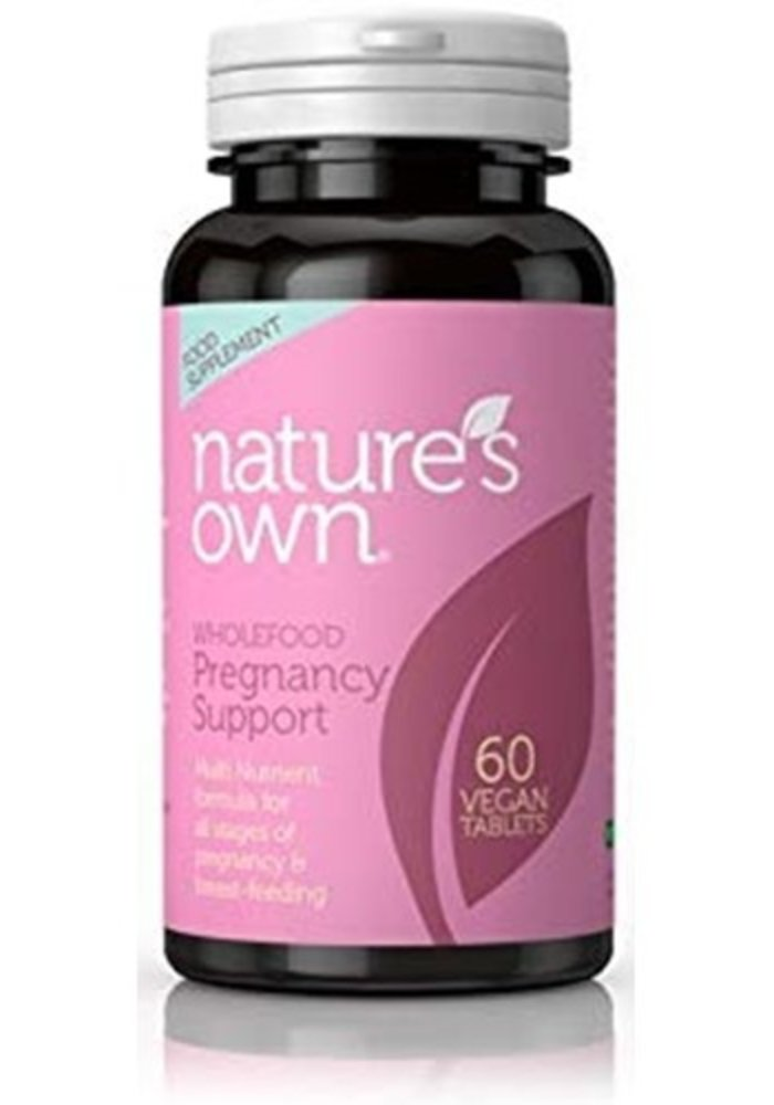 Whole Food Pregnancy Support 60 caps