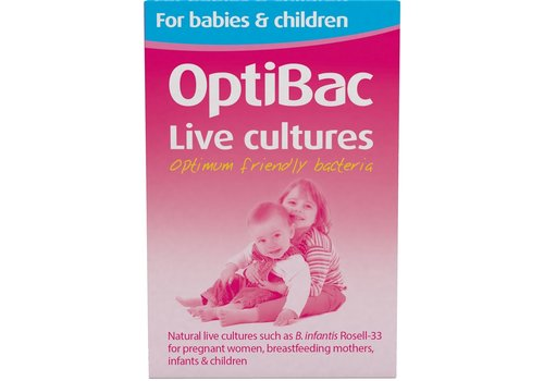 Optibac For Babies and Children 30 Sachets