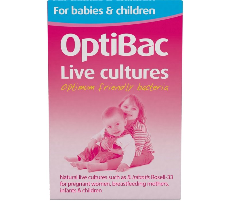 For Babies and Children 30 Sachets
