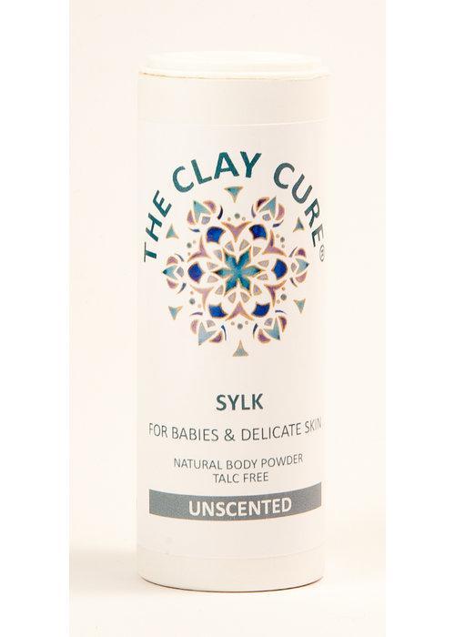 Clay Cure Sylk Body Powder