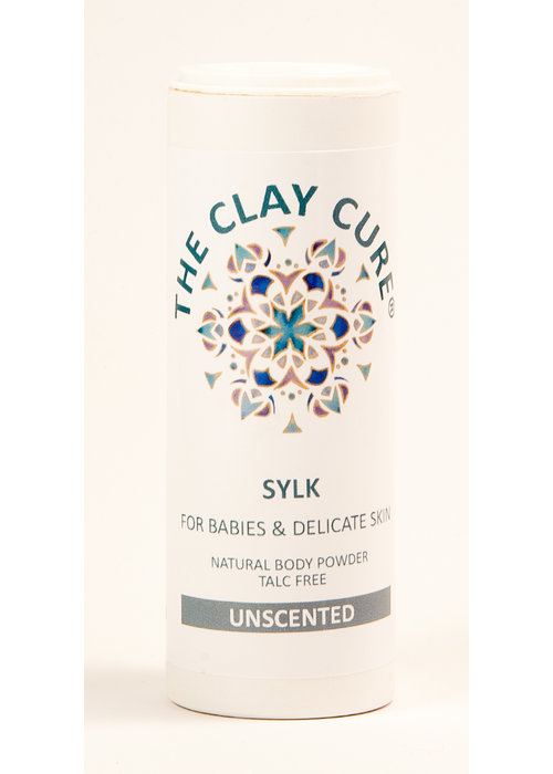 The Clay Cure Sylk Body Powder