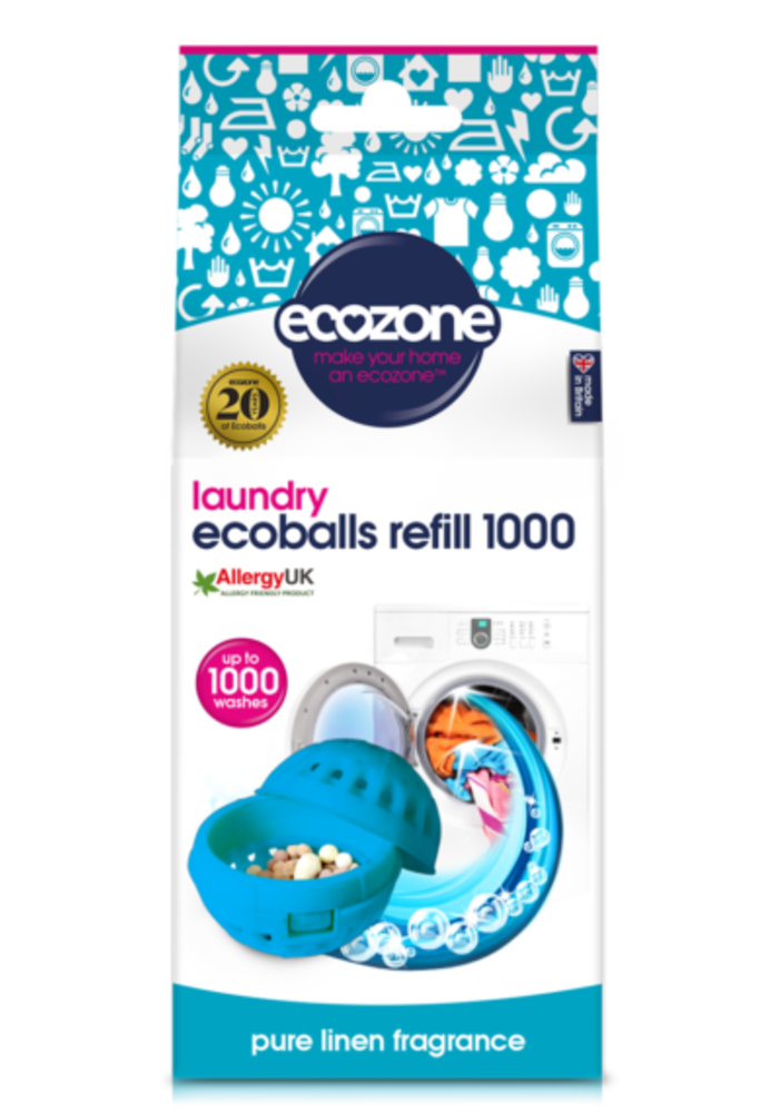 Laundry Ecoballs Refill 1000