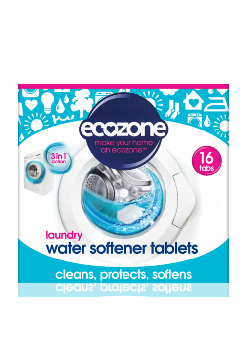 EcoZone Water Softener Tablets 16 tabs