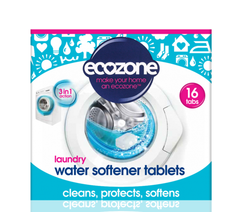 Water Softener Tablets 16 tabs