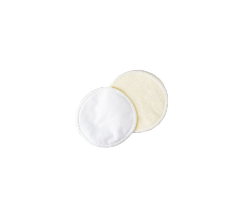 Bamboo Makeup Remover Pads - Set of 3