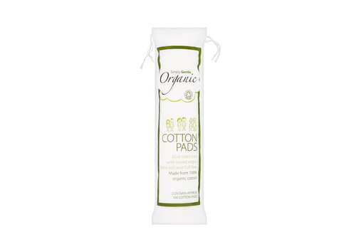 Simply Gentle Organic Cotton Pads
