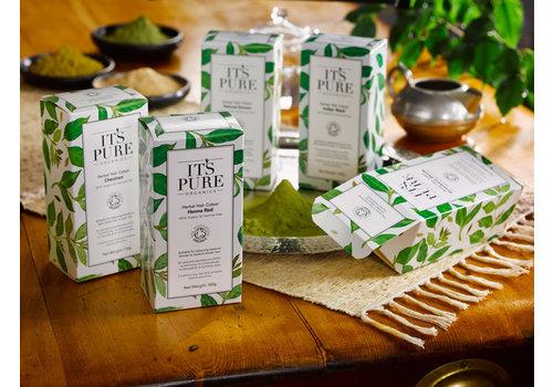 It's Pure Organics Organic Hair Colour Powder -