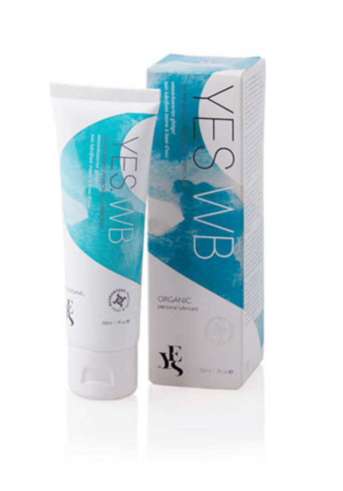 Organic Water Based Personal Lubricant 100ml