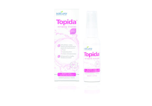 Salcura Topida Gentle Intimate Spray