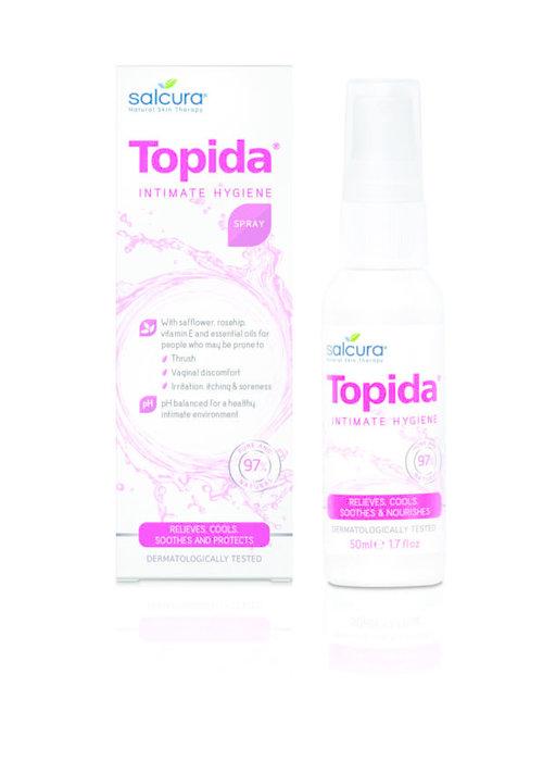 Salcura Topida Gentle Intimate Spray