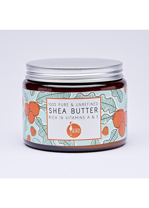 Laughing Bird Unrefined Shea Butter