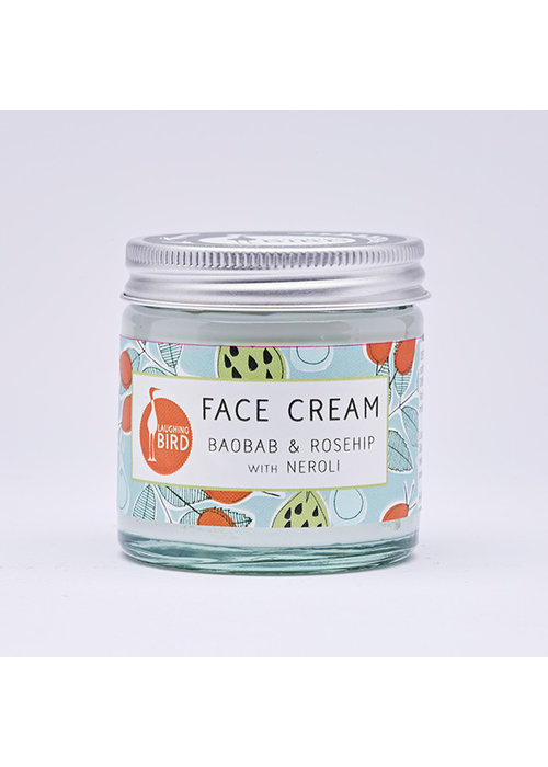 Laughing Bird Face Cream - Rosehip and Baobab