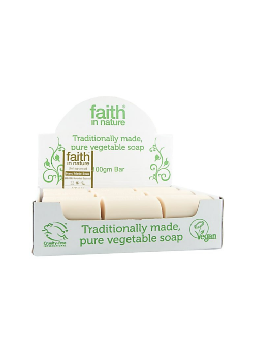 Faith In Nature Loose Soap - various fragrances
