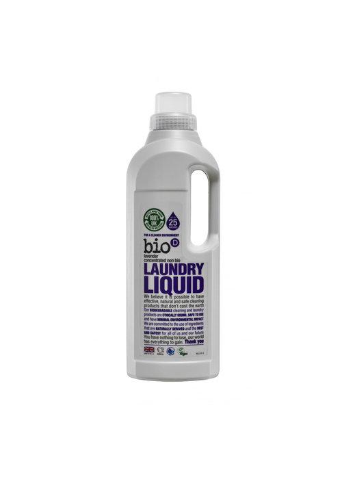 Bio-D Laundry Liquid: Lavender 1ltr