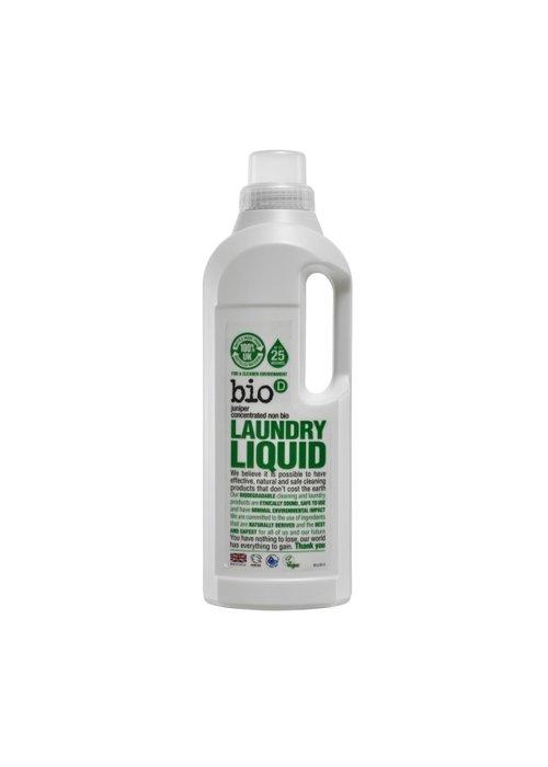 Bio-D Laundry Liquid: Juniper and Seaweed 1ltr