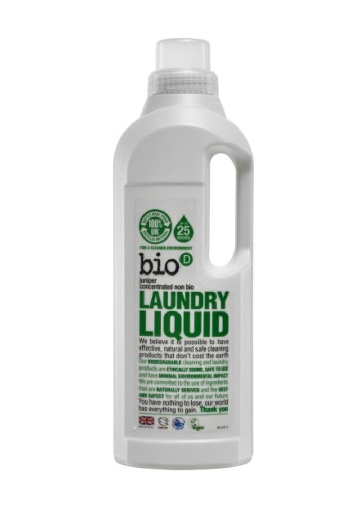 Laundry Liquid: Juniper and Seaweed 1ltr