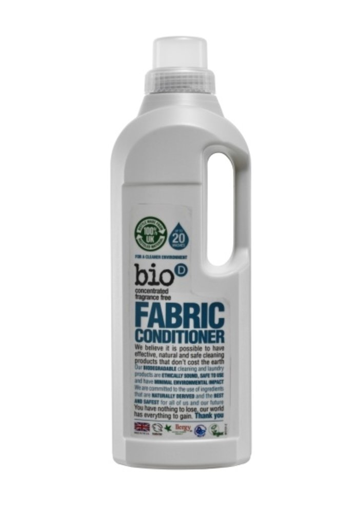 Fabric Conditioner: Unscented 1l
