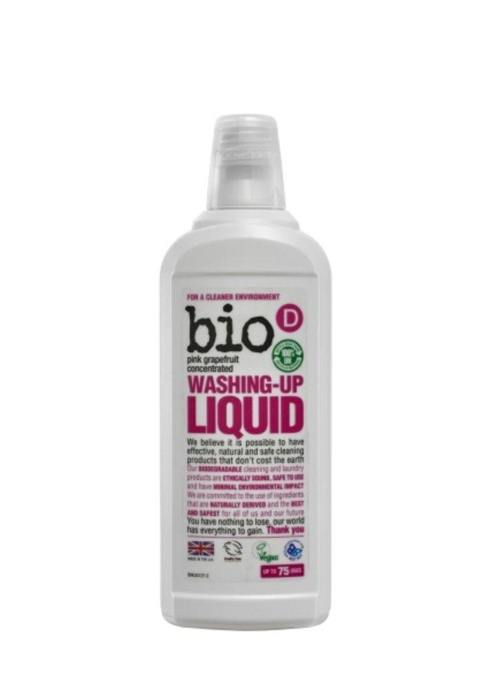 Washing-up Liquid: Pink Grapefruit 750ml