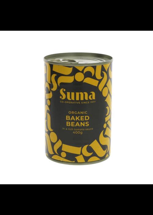 Suma Baked Beans: Organic - regular