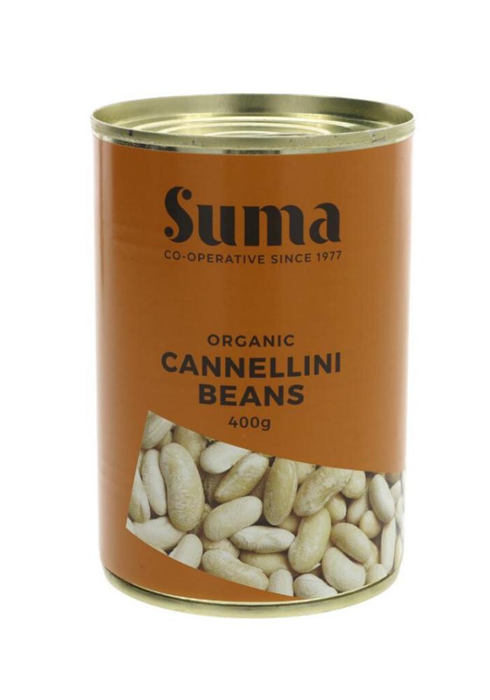 Organic Cannellini Beans 400g