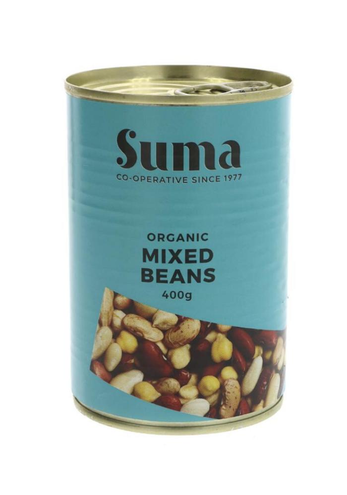 Organic Mixed Beans 400g