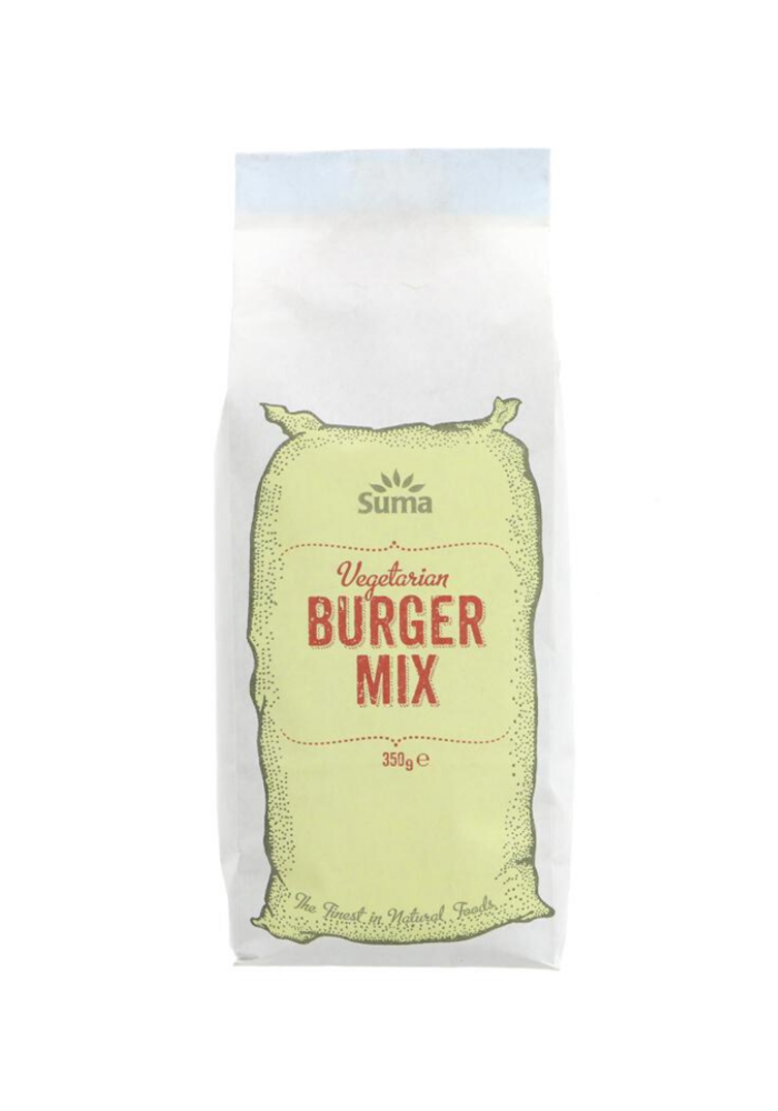 Vegetarian Burger Mix 350g