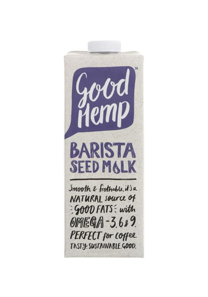 Hemp Seed Milk – Barista 1L