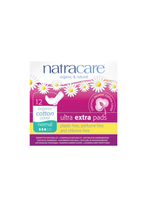 Natracare Ultra Extra Pads -